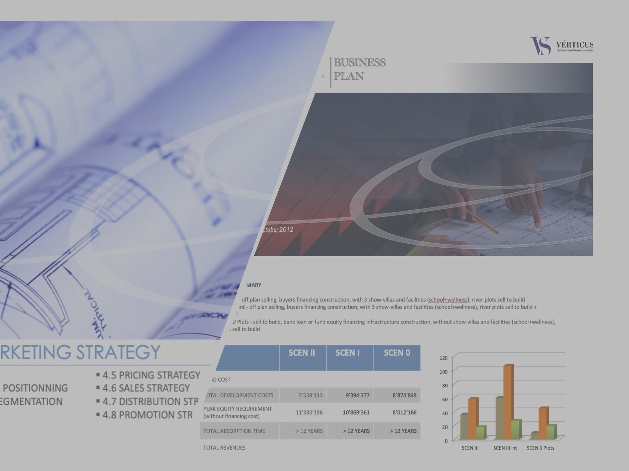 Consultoria integral para Investimentos Imobiliários