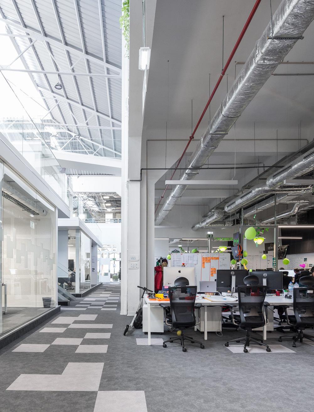 Mude de Instalações faça crescer o seu negócio