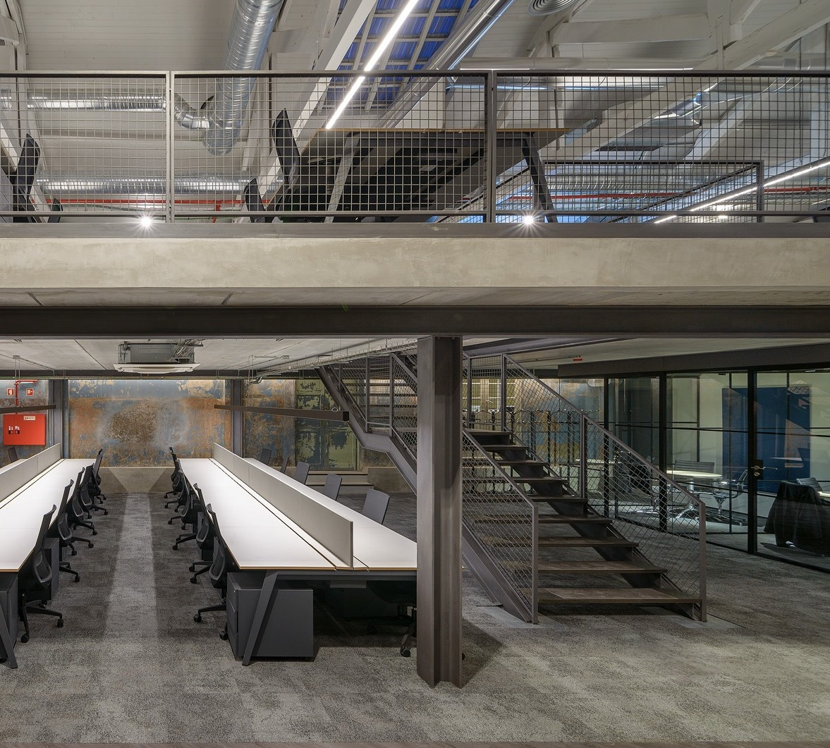 Office spaces for Technological companies