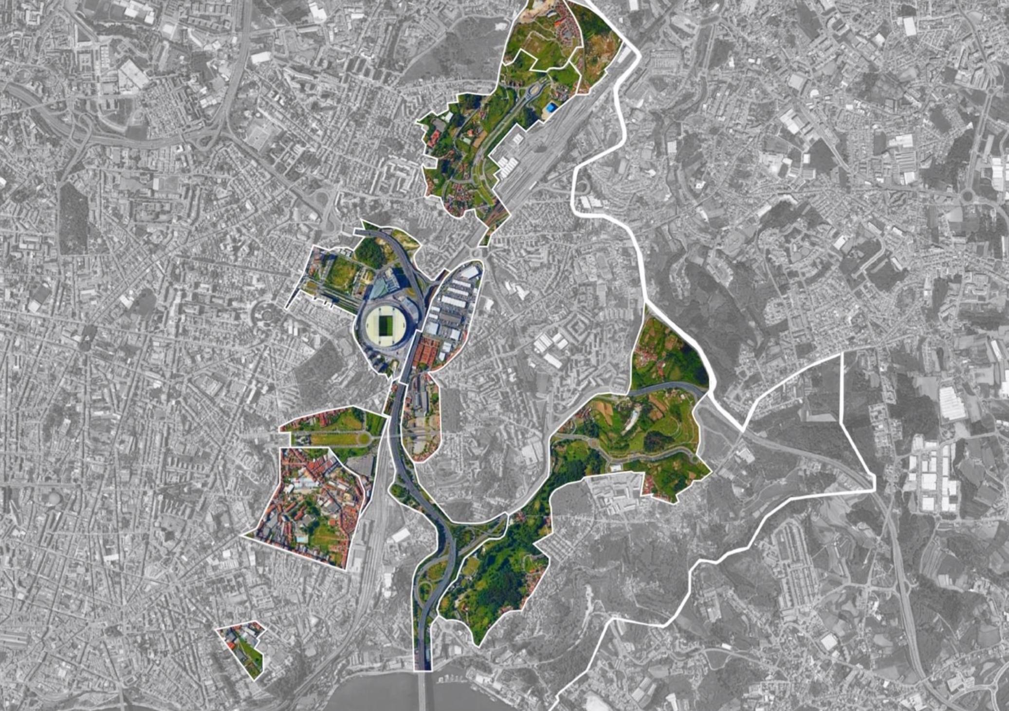 Zona Oriental do Porto